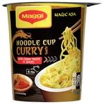 Вермишель MAGGI® Noodle Cup Curry со вкусом карри стакан 63г