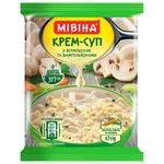 MIVINA® cream soup with instant noodles and mushrooms 67g