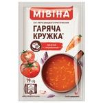 Суп-пюре МИВИНА® Горячая Кружка Томатный с вермишелью 19г