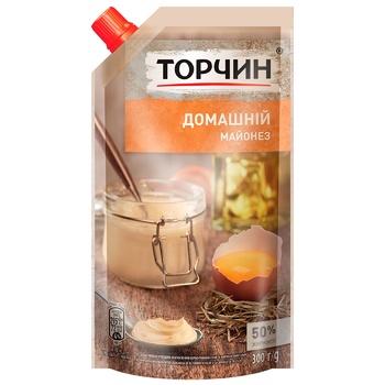 Майонез ТОРЧИН® Домашний 300г