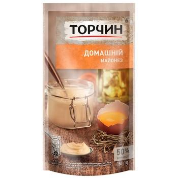 Майонез ТОРЧИН® Домашний 160г