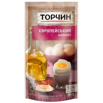 Майонез ТОРЧИН® Европейский 160г