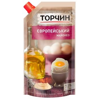 Майонез ТОРЧИН® Европейский 300г