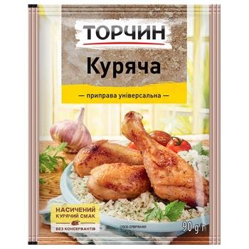 Приправа ТОРЧИН® Куриная 90г - купить, цены на СитиМаркет - фото 1