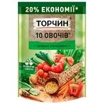 Приправа ТОРЧИН® 10 Овочів універсальна 250г