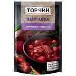 Заправка ТОРЧИН® Буряково-томатна для перших та других страв 240г