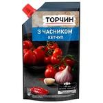 Кетчуп ТОРЧИН® с Чесноком 270г
