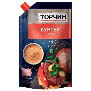 Соус ТОРЧИН® Бургер 200г - купить, цены на Метро - фото 1