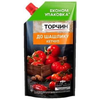 TORCHYN® Do Shashlyku ketchup 400g - buy, prices for CityMarket - photo 1