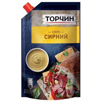 Соус ТОРЧИН® Сырный 200г
