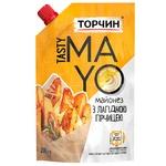 Майонез ТОРЧИН® Tasty Mayo с горчицей 200г