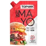 Майонез ТОРЧИН® Tasty Mayo з кетчупом 200г