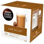 Кава Nescafe® Dolce Gusto® Café au Lait в капсулах 16шт 160г