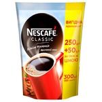 Кофе NESCAFÉ® Classic растворимый 250г + 50г - купить, цены на Ашан - фото 1