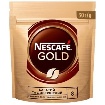 NESCAFÉ® Gold instant coffee 30g - buy, prices for CityMarket - photo 1