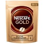 Кофе NESCAFÉ® Gold растворимый 120г