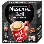 Напиток кофейный NESCAFÉ® 3-в-1 Xtra Strong растворимый стик 260г