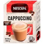 Напиток кофейный NESCAFÉ® Cappuccino растворимый стик 20*16г