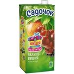 Нектар Садочок яблочно-вишневый 0,95л