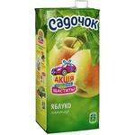 Нектар Садочок яблучний 0,95л - купити, ціни на CітіМаркет - фото 1