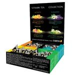 Набор чая Curtis Vitamin tea collection 4 вида 20шт 36г - купить, цены на Ашан - фото 2