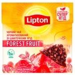 Lipton Forest Fruit Black Tea 20pcs 34g - buy, prices for CityMarket - photo 4