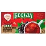 Besida Black Pekoe Tea with Black Currant Aroma 24pack*1.5g