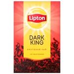 Чай черный Lipton Dark King 80г