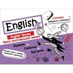 English Times Stickerbook