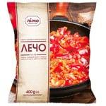Суміш овочева Лімо Лечо із 5-ти компонентів швидкозаморожена 400г
