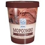 Морозиво Лімо з шоколадним смаком та шоколадною крихтою 500г