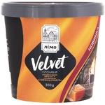 Limo Velvet Plombir Ice Cream with Peanut Flavor with Salted Caramel 300g