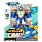 Іграшка-трансформер Tobot Mini Mach W S4