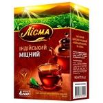 Чай Лисма Индийский Крепкий чёрный листовой 90г