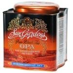 Чай Sun Gardens OPA черный байховый 150г