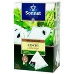Sonnet Tea Poetry Green Te Soursop 20pcs 2g