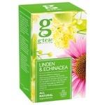 Чай зеленый Grace Fitness травяно-ягодный 20пак*2г