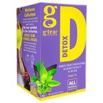 G'tea! Detox Herbal Tea 20pcs 1,5g