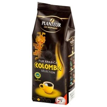 Кофе Плантер де Тропик Селект Колумбия 100% арабика натуральный жареный молотый 250г Франция