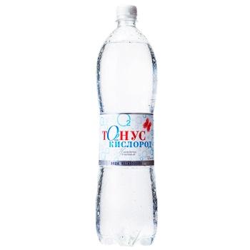Still mineral water Kuyalnik Tonus Oxygen 1,5l