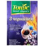 Напиток кофейный Золотое Зерно с черникой 50г
