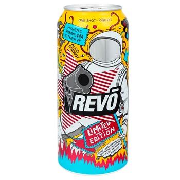 Напиток Revo Limited Edition слабоалкогольный энергетический  8,5% 0,5л