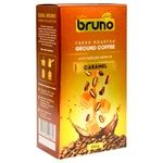 Bruno Caramel Flavor Grounded Coffee 250g