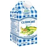 Selianske Osoblyve Ultrapasteriuzed Milk 2,5% 500g