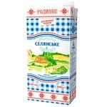 Selyanske Rodynne Ultrapasteurized Milk 2,5% 2kg