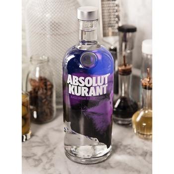 Водка Absolut Kurant 40% 0,7л - купить, цены на Ашан - фото 3