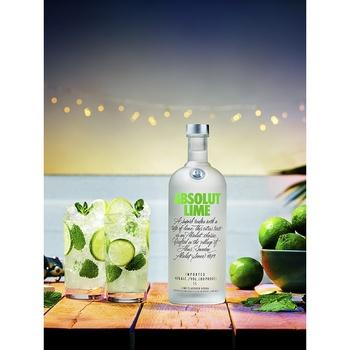Водка Absolut Lime 40% 0,7л - купить, цены на СитиМаркет - фото 2