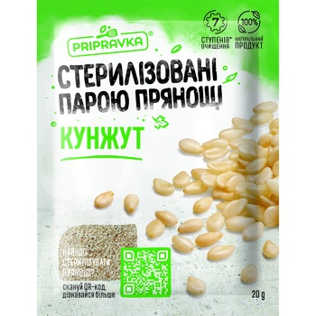 Prypravka Sesame Seasoning - buy, prices for CityMarket - photo 1