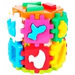 Іграшка куб Технок Конструктор Розумний малюк