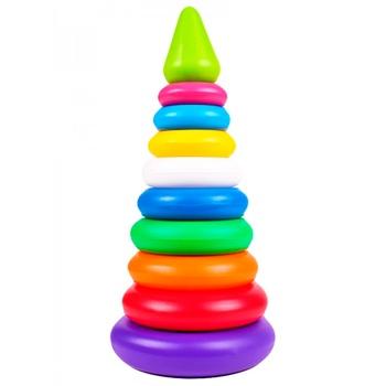 Іграшка Technok Пірамідка - купити, ціни на Метро - фото 1